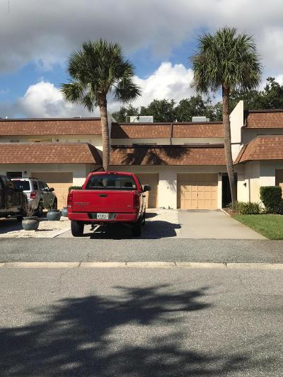 Titusville Condo For Sale: 2594 Demaret Drive #319B