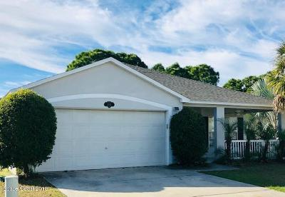Melbourne Single Family Home For Sale: 510 Benton Drive