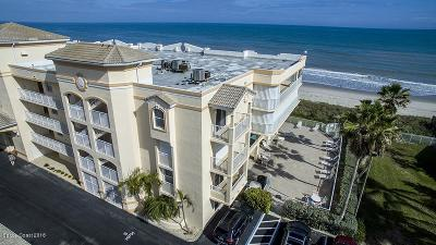 Indian Harbour Beach Condo For Sale: 1919 Highway A1a #406
