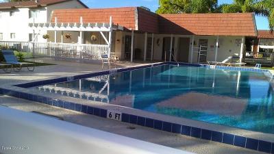 Melbourne Condo For Sale: 726 Ridge Club Drive #46