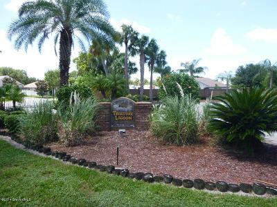Merritt Island Single Family Home For Sale: 330 Treasure Lagoon Lane