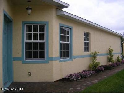 Brevard County Condo For Sale: 4089 Judith Avenue #36