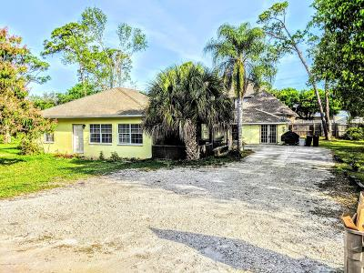 Merritt Island Single Family Home For Sale: 500 Ramsey Lane