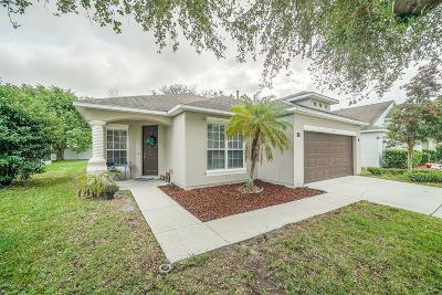 Rockledge Single Family Home For Sale: 954 Riviera Point Drive