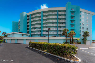 Satellite Beach Condo For Sale: 1175 Highway A1a #404