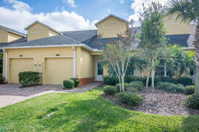 Brevard County Townhouse For Sale: 2999 Vallejo Way