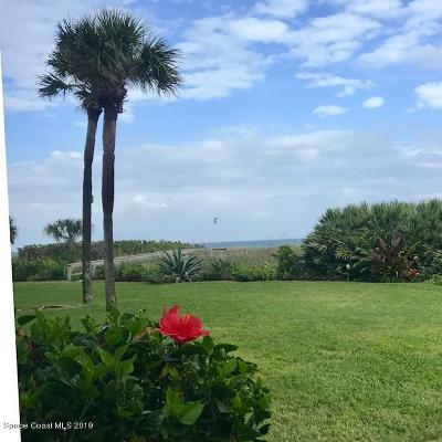 Cape Canaveral Condo For Sale: 555 Fillmore Avenue #101