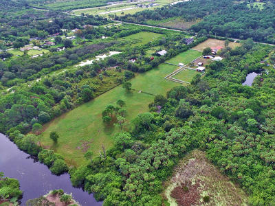 Merritt Island Residential Lots & Land For Sale: 1900 Pine Island Road
