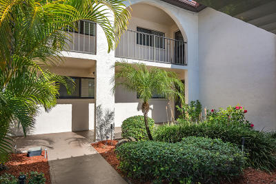 Cape Canaveral Condo For Sale: 5807 N Atlantic Avenue #721