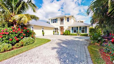 Ft. Pierce Single Family Home For Sale: 3928 Duneside Dr