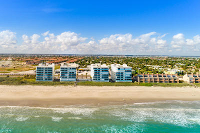 Satellite Beach Condo For Sale: 581 Highway A1a #202