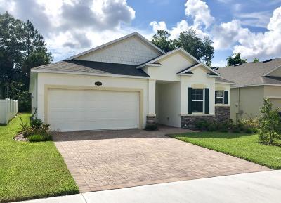 Titusville Single Family Home For Sale: 5633 Reagan Avenue