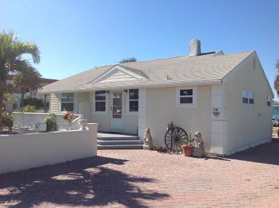 Cocoa Beach FL Single Family Home For Sale: $599,900