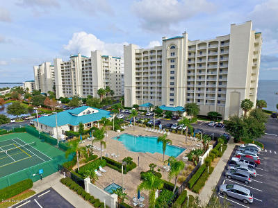 Titusville Condo For Sale: 7 Indian River Avenue #804