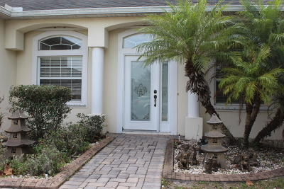 Titusville FL Single Family Home For Sale: $310,000