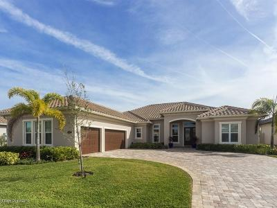 Brevard County Single Family Home For Sale: 3801 Durksly Drive