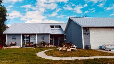 Palm Bay Single Family Home For Sale: 2253 Hialeah Street NE