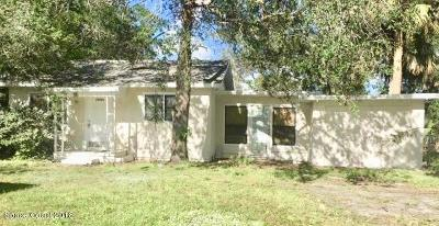 Cocoa Multi Family Home Contingent: 1220 Fern Street