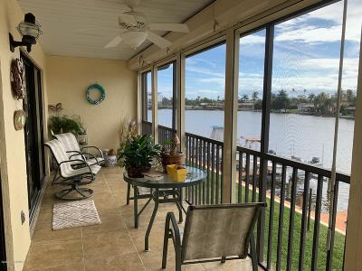 Cocoa Beach Condo For Sale: 325 S Banana River Boulevard #515
