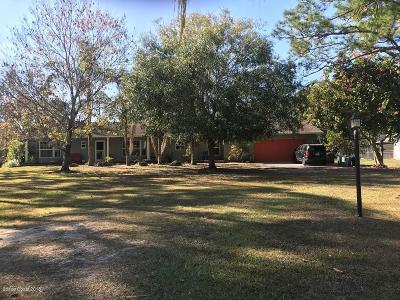 Single Family Home For Sale: 2190 Ohio Street