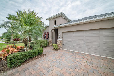 Brevard County Single Family Home For Sale: 3377 Bancroft Drive