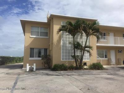 Satellite Beach Condo Contingent: 1195 Highway A1a #215