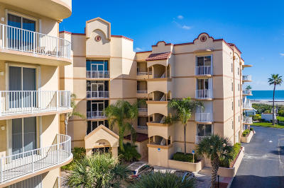 Cape Canaveral Condo For Sale: 816 Mystic Drive #203