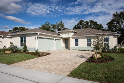 Brevard County Single Family Home For Sale: 4395 Negal Circle