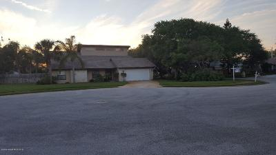 Brevard County Single Family Home For Sale: 583 Bolanos Corte