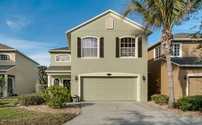 Brevard County Townhouse For Sale: 3611 Titanic Circle #5