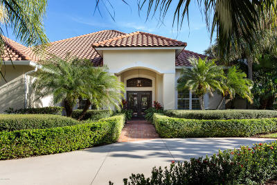 Vero Beach Single Family Home For Sale: 5575 Las Brisas Drive
