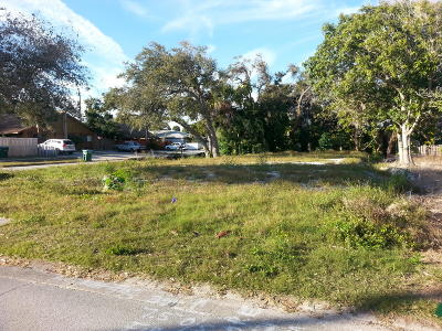 Cape Canaveral Residential Lots & Land For Sale: 302 Pierce Avenue