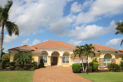 Melbourne FL Single Family Home For Sale: $595,000