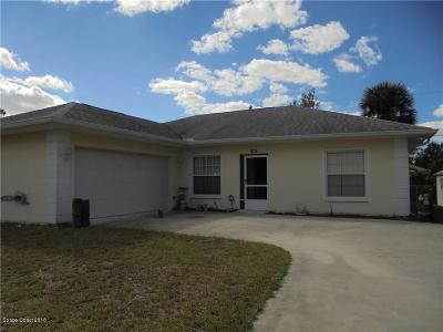 Vero Beach Single Family Home For Sale: 8125 95th Avenue