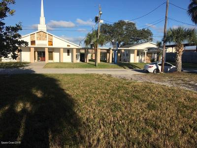Melbourne Residential Lots & Land For Sale: 1832 Bunche Street