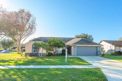Rockledge Single Family Home For Sale: 863 Jamestown Drive