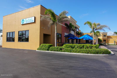 Indialantic Commercial For Sale: 1220 N Highway A1a #101
