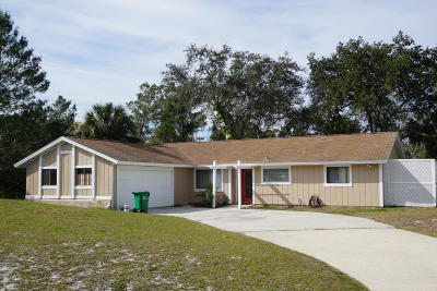Titusville Single Family Home For Sale: 5972 Barna Avenue
