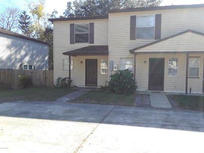 Titusville Townhouse For Sale: 3429 Joe Murell Drive