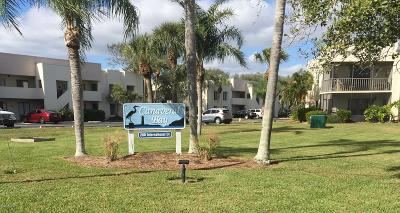 Cape Canaveral Condo For Sale: 200 International Drive #109