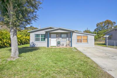 Melbourne Multi Family Home For Sale: 2544 Sarno Road