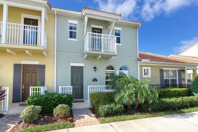 Viera FL Townhouse For Sale: $297,000