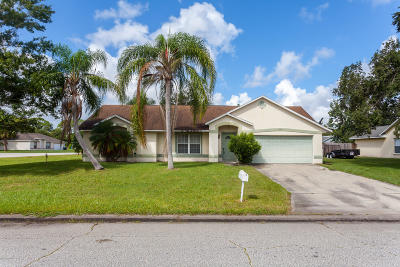 Brevard County Single Family Home For Sale: 696 Murset Avenue SE