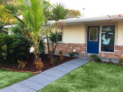 Merritt Island Single Family Home For Sale: 555 Allen Drive