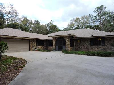 Vero Beach Single Family Home For Sale: 8175 25th Street