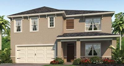 Cocoa Single Family Home For Sale: 195 Sorrento Drive