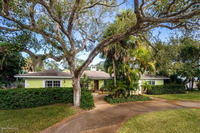 Vero Beach FL Single Family Home For Sale: $1,199,000