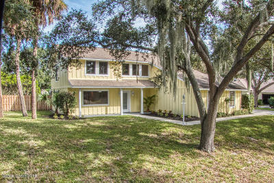 Merritt Island Single Family Home For Sale: 1070 Shady Lane