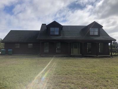 Grant Valkaria Single Family Home For Sale: 6565 N Whispering Pines Lane