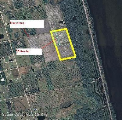 Mims Residential Lots & Land For Sale: Pennsylvania Avenue